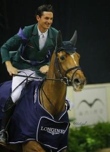 Steve Guerdat winner longines FEI 2015
