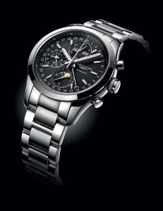 Longines Conquest Classic Moonphase