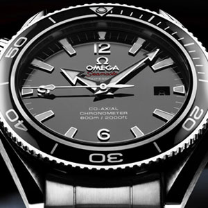 OMEGA Seamaster Planet Ocean Liquidmetal 2009 - Limited Edition