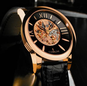 Corum Classical Skylight Skeleton limited watch