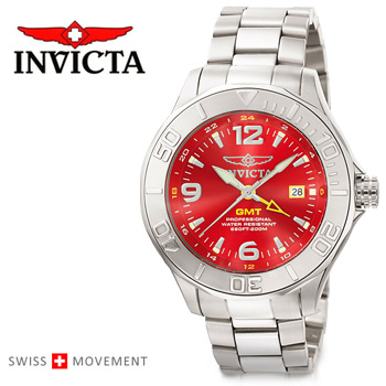 Interesting facts about Invicta Watch Company