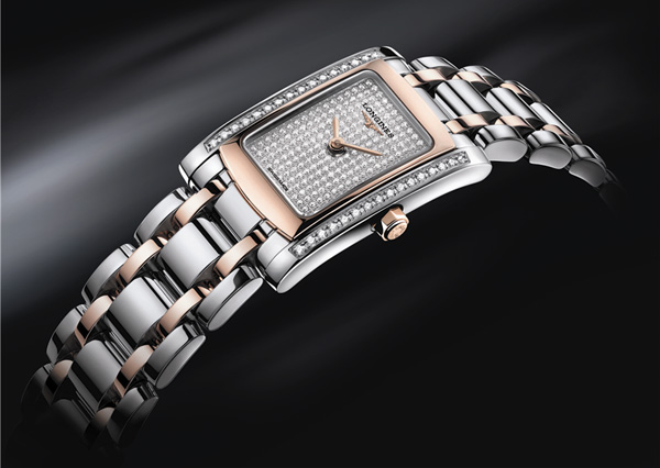 Longines DolceVita - New Longines watches at Baselworld 2011