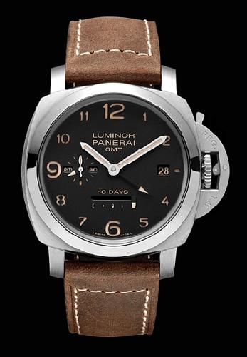 Panerai Limited Edition Watch - Luminor 1950 10 Days GMT Taipei