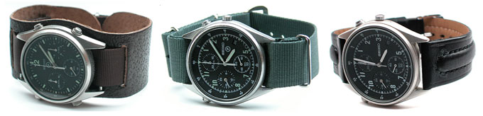 Seiko Military Watch Line for RAF