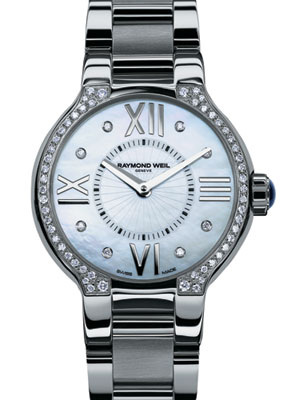 Raymond Weil Noemia Watch - Official Watch of the BRIT Awards 2010