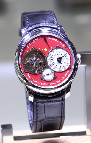 F.P. Journe China 2010 Tourbillon Souverain Special Edition - Tribute to the East