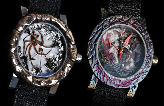 Yvan Arpa - ArtyA Halloween Special Edition watch