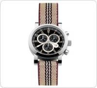 Endurance Three Hand Watch from Burberry: Universality, Sport, Refinement