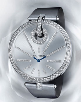 Cartier Captive Watch - Captivating Her at Once and Forever