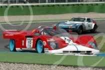 Panerai Sponsors Shell Ferrari Historic Challenge
