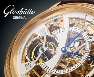 Exclusive Glashutte Julius Assmann 4 Timepiece