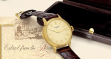 Historical Record Breaking Results from Antiquorum USA