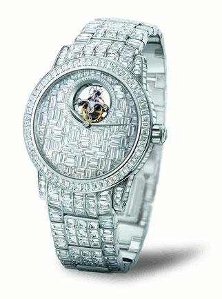 Blancpain - Tourbillion Diamants