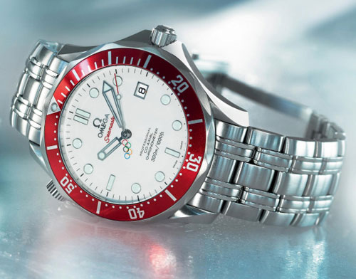 Omega Seamaster Professional 300m Olympic 2010 Limited Edition