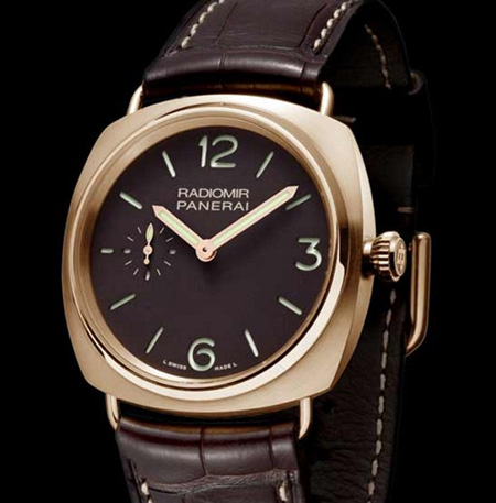 Panerai Radiomir Oro Rosa 42 mm - A part of a History