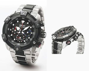 SEIKO Velatura Automatic-Chronograph Is Won by the Australians