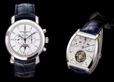 Vacheron Constantin's New Platinum Timepieces Honor Clive Davis, Multi-Platinum Record Producer