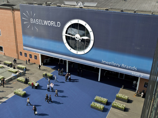 Baselworld 2011 quick photo report
