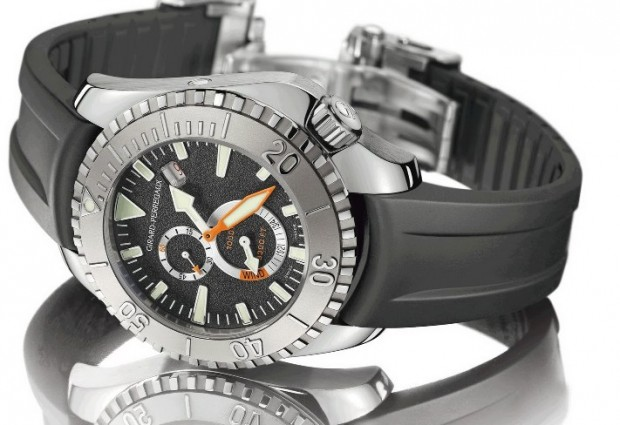 Latest creation of Girard-Perregaux - Sea Hawk Pro 1000m