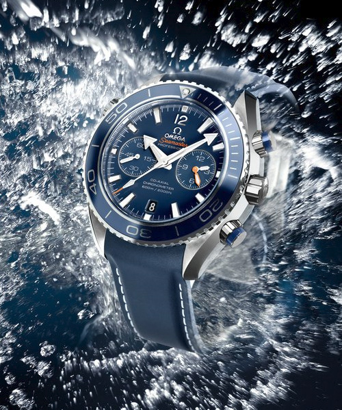 New Omega Seamaster Planet Ocean 2011 with Co-Axial calibres
