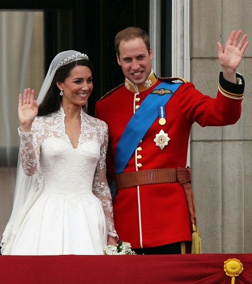 Prince William's Wedding Watch - Omega Seamaster Professional