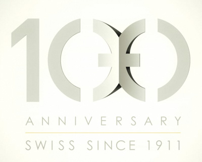 EBEL Celebrates 100 Years of Watchmaking