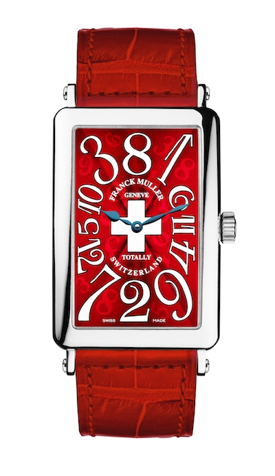 Franck Muller Crazy Hours for Only Watch 2011