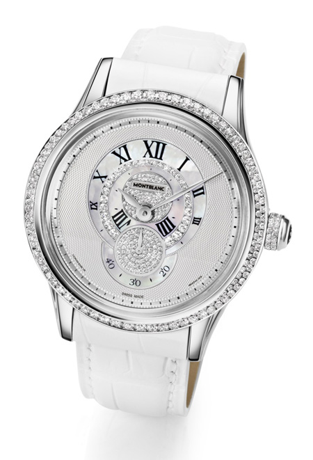 Montblanc Diamond Watch - Haute Joaillerie White Nights