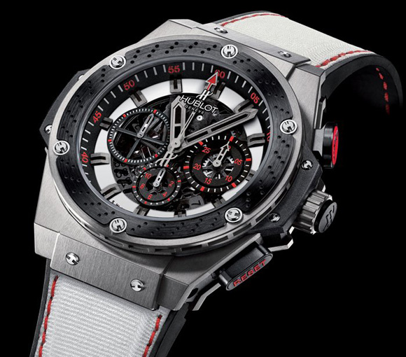 Hublot F1 King Power Suzuka Limited Edition Watch