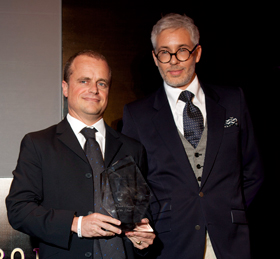 IWC Schaffhause became watch brand of the year