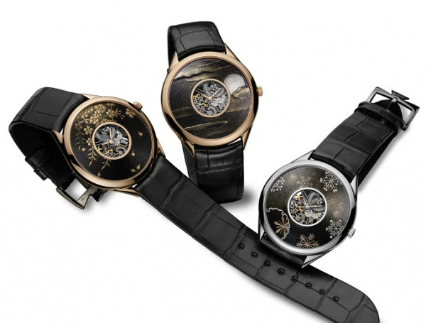 The last set of watches in Vacheron Constantin's La Symbolique des Lacques collection
