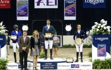 LONGINES FEI World CupTM Jumping Final Champion 2015